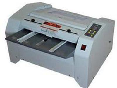 自动折页装订机