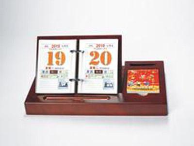 台历挂历包装装订